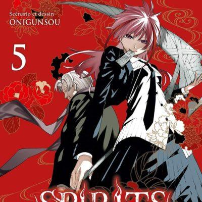 Spirits Seekers T5 (18/11/2020)