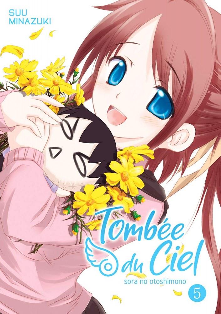 Tombée du Ciel (Minazuki Suu) Vol. 5