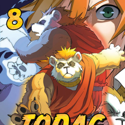 Tales of Demons and Gods T8