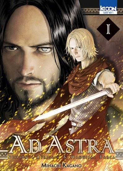 Ad Astra-mangas historiques