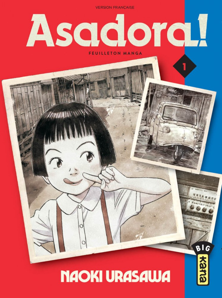 Asadora - sélection manga 2020