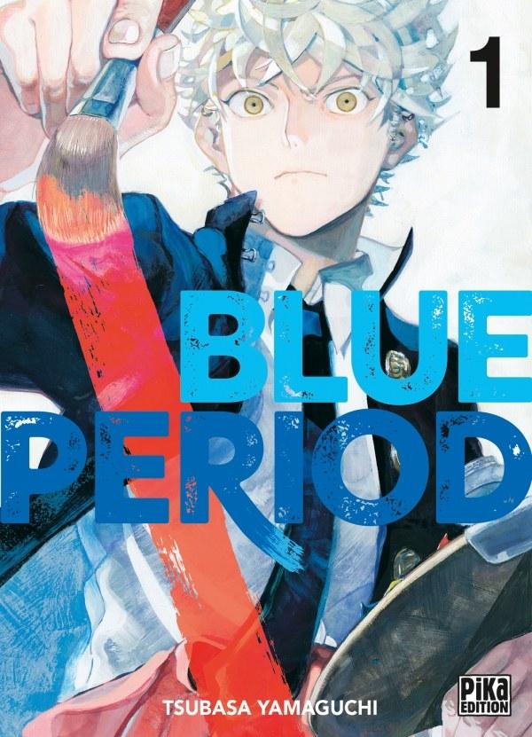 Blue Period - Pika