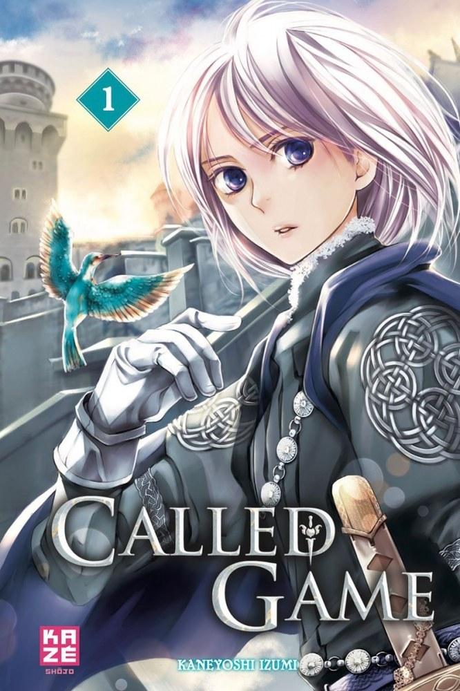 Called Game - sélection manga 2020