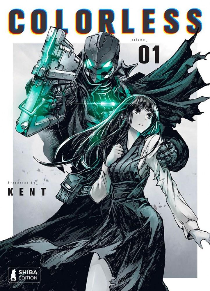 Colorless - sélection manga 2020