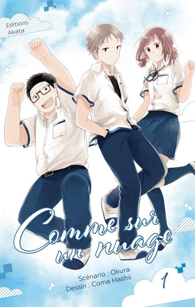 Comme sur un nuage - sélection manga 2020