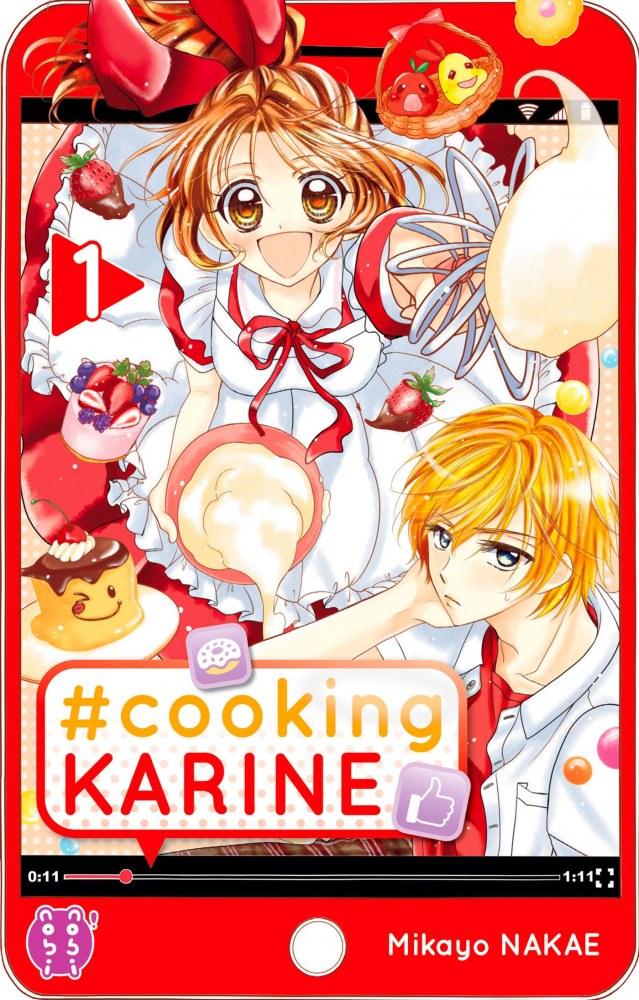 #Cooking Karine-nobi nobi