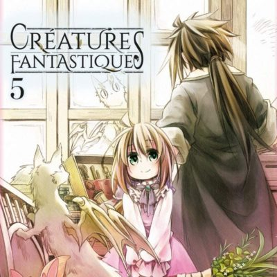 Créatures Fantastiques T5 FIN (10/12/2020)