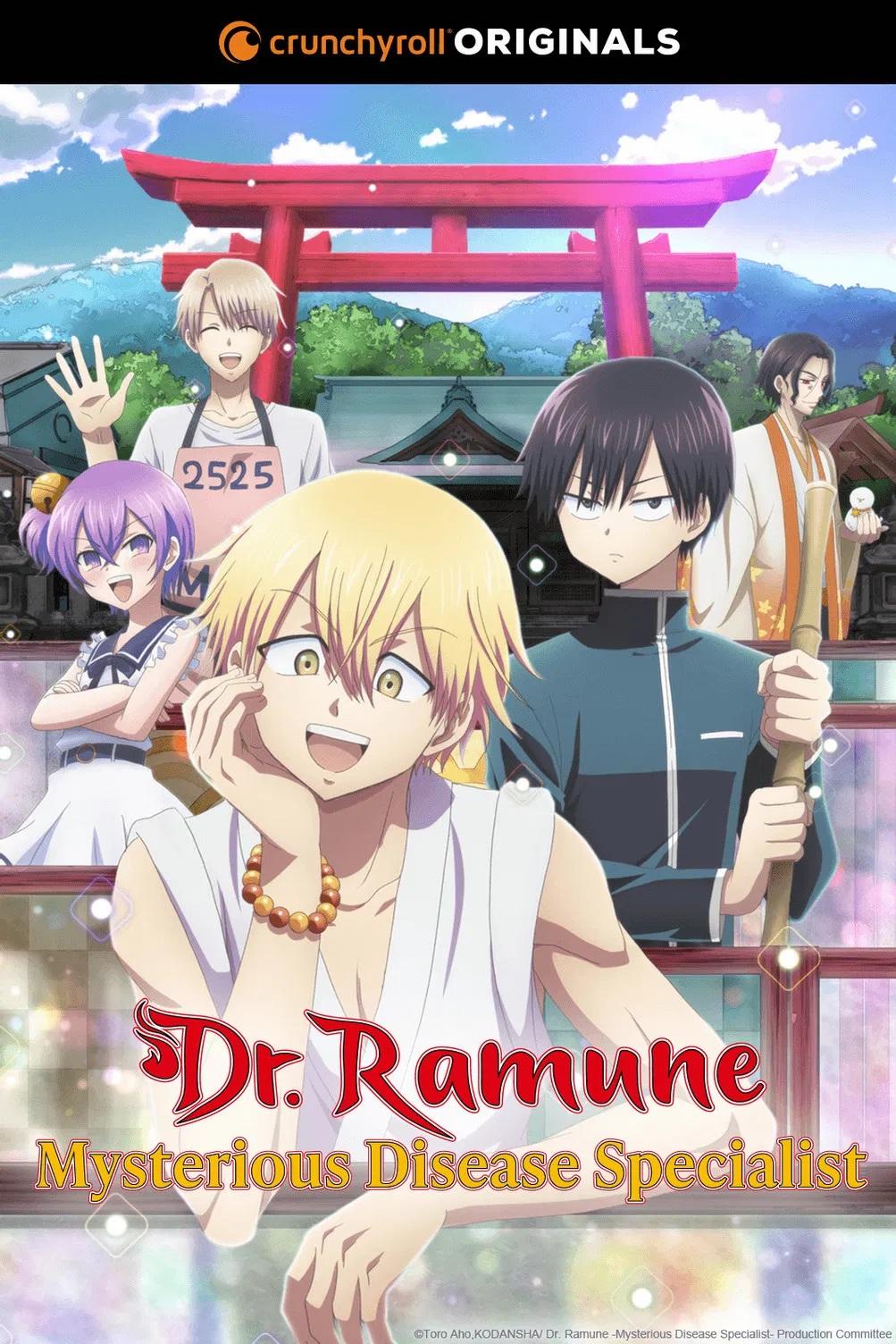 Dr. Ramune