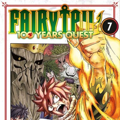 Fairy Tail - 100 years quest T7 (09/12/2020)