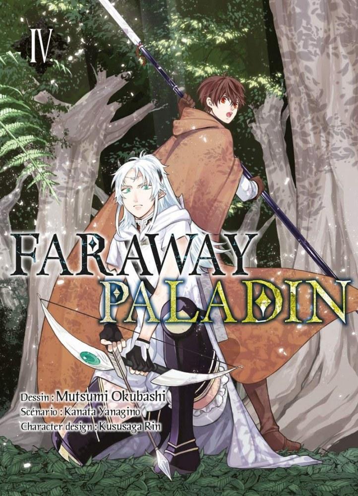 Faraway Paladin Vol. 4-komikku