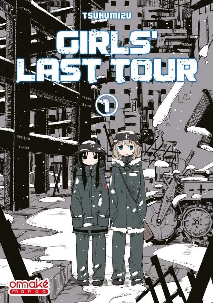 Girl's Last Tour - sélection manga 2020