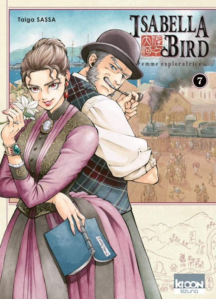Isabella bird - Ki-oon