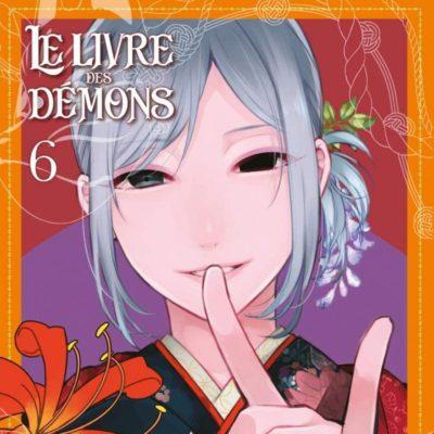 Le Livre des Démons T6 (10/12/2020)