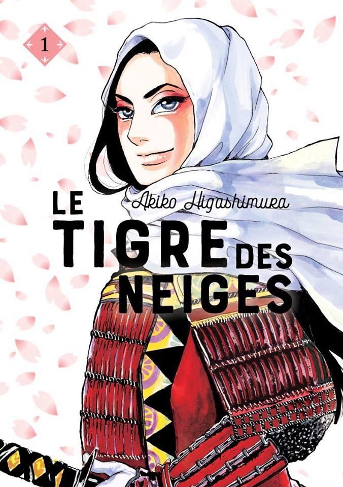 Le Tigre des neiges-mangas historiques