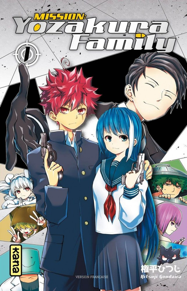Mission Yozakura Family