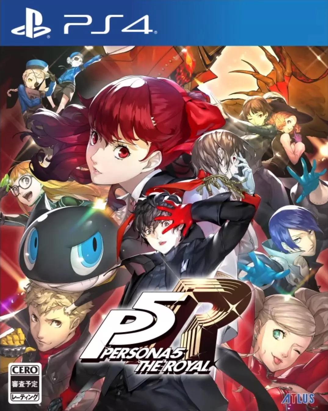 Persona 5 Royal-jeu vidéo 2020