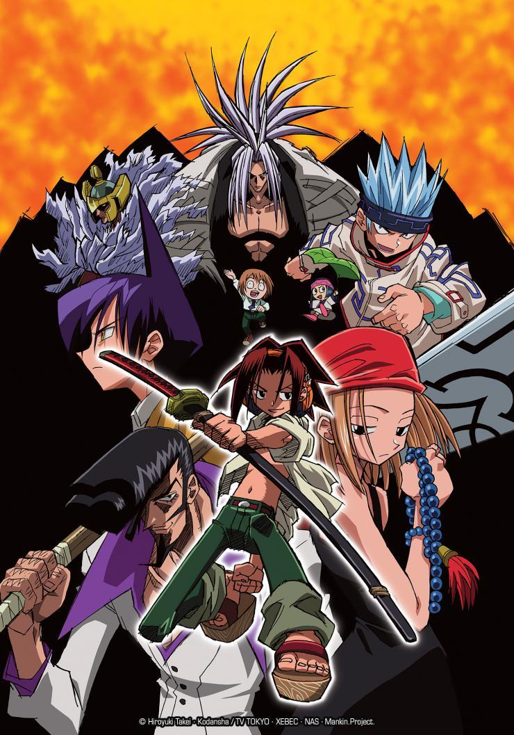 Shaman King ADN
