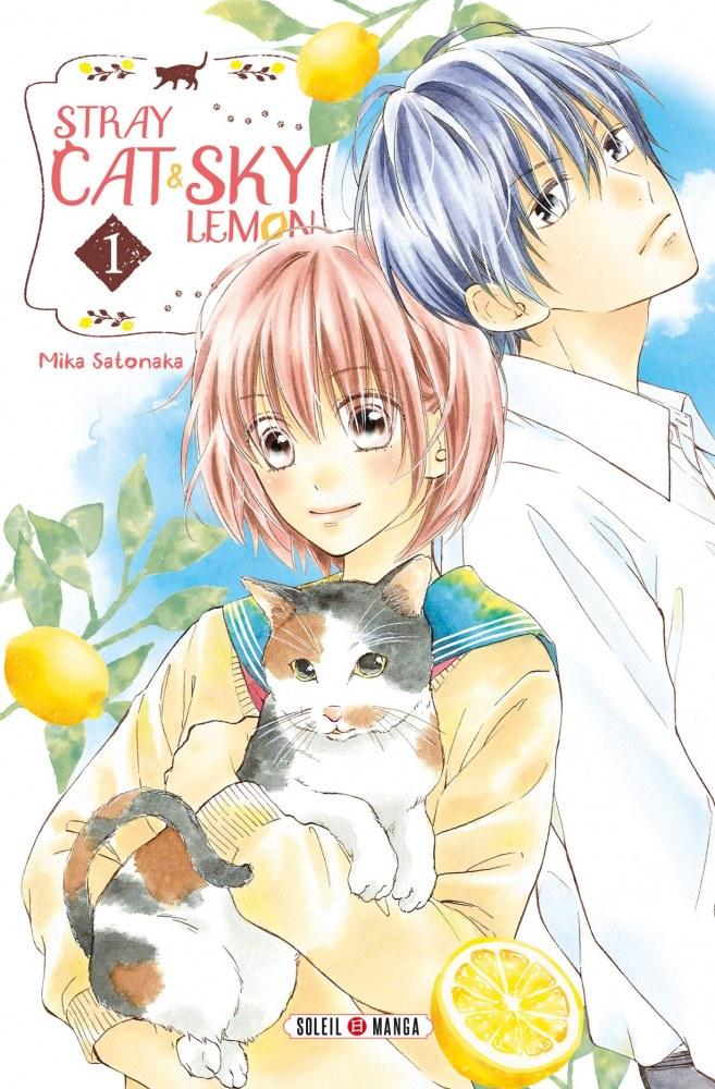 Stray Cat & Sky Lemon-soleil manga
