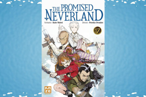 The Promised Neverland-Vol.-17