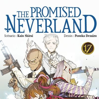 The Promised Neverland T17 (09/12/2020)