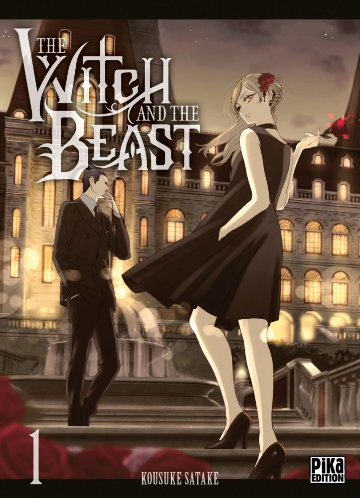 The Witch and the Beast - Pika