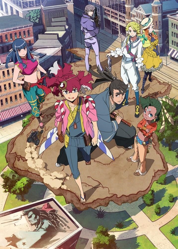 Appare-Ranman - sélection anime 2020