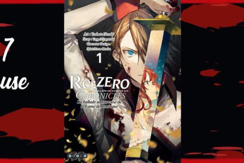 Re:Zero Chronicles--La-ballade-amoureuse-de-la-Lame-démoniaque-Vol.-1
