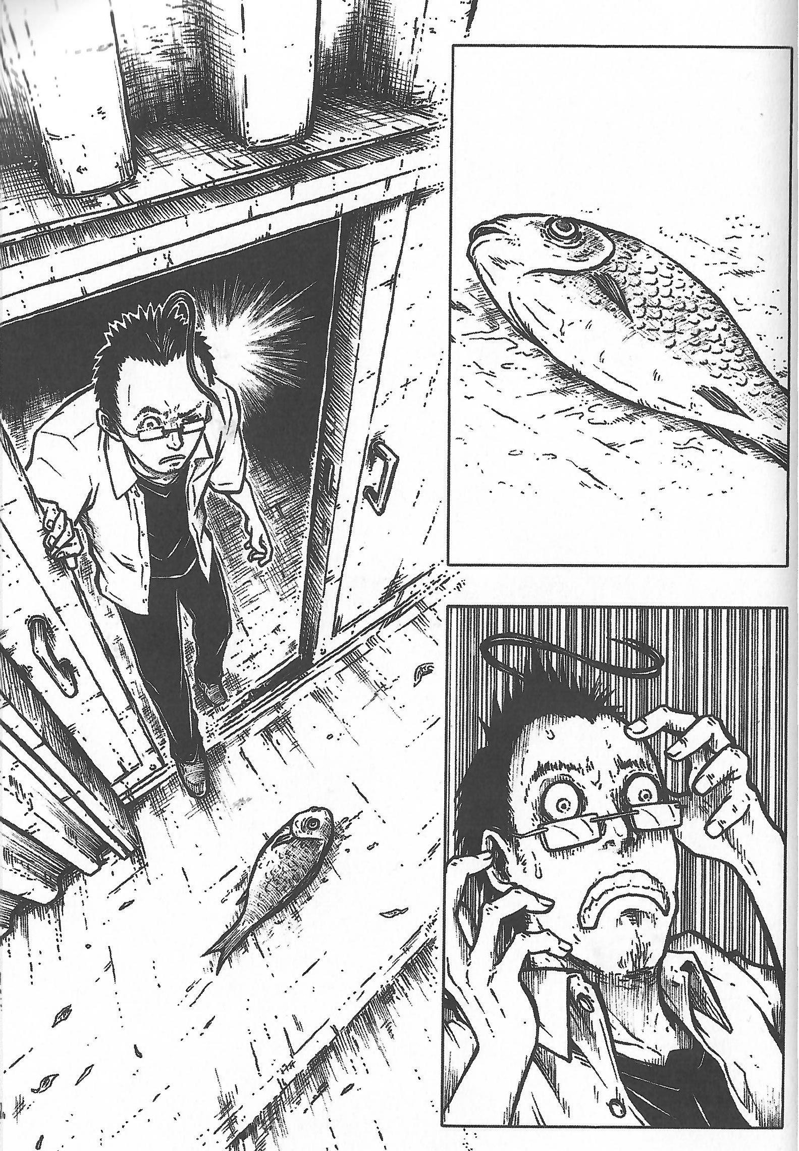 Ichthyophobia-peur