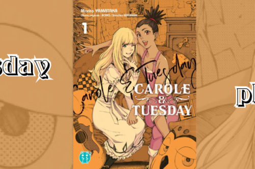 Carole & Tuesday-Vol.-1