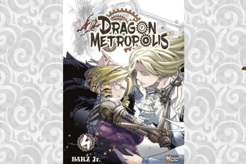 Dragon Metropolis-Vol.-4