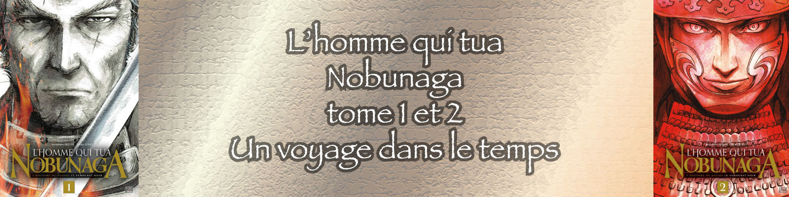 L'homme qui tua Nobunaga-Vol.-1-1