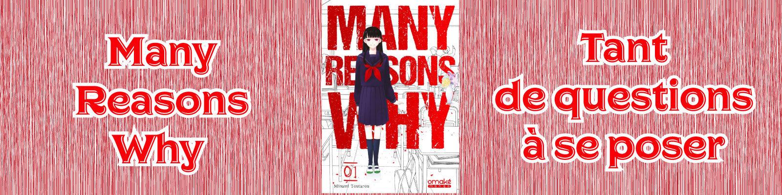 Many Reasons Why-Vol.-1
