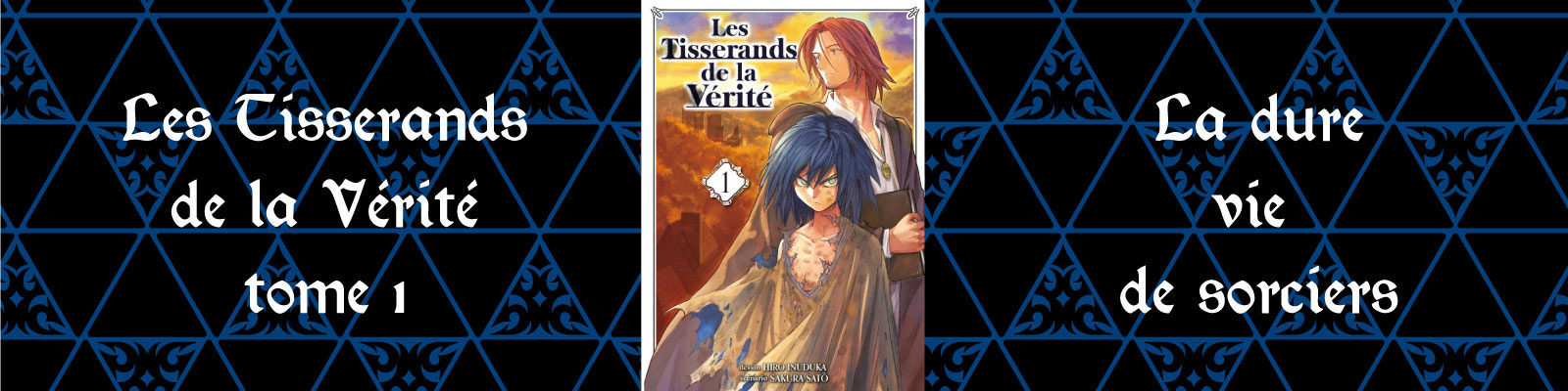 Les Tisserands de la Vérité-Vol.-1