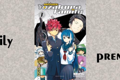Mission-Yozakura Family-Vol.-1
