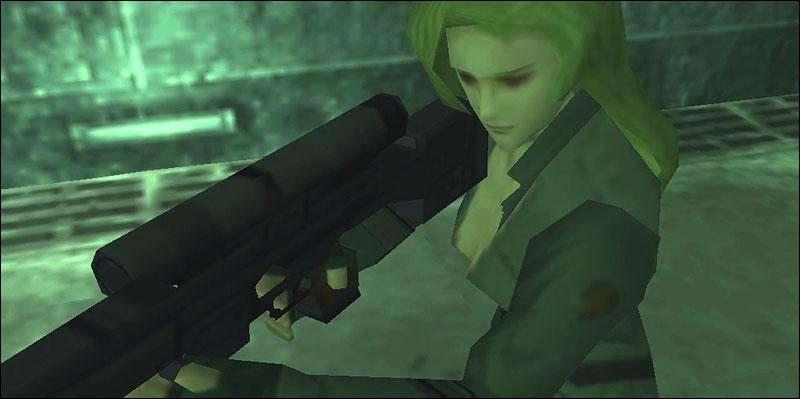 Metal Gear Solid - Sniper
