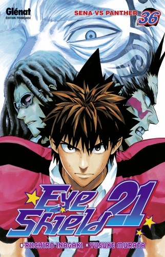 Eyeshield 21 - amerique