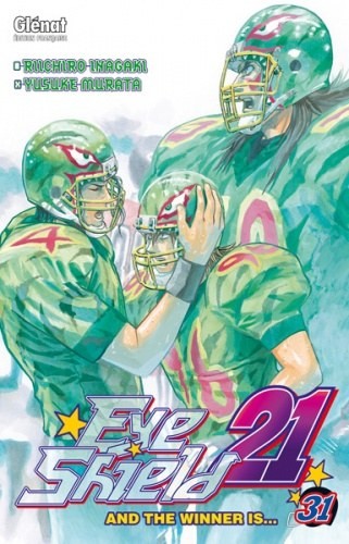 Eyeshield 21 - dinosaurs