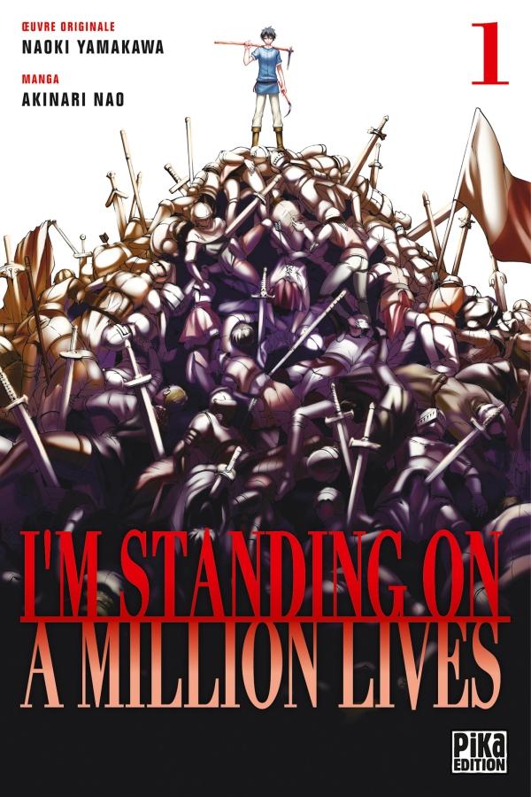 I'm standing on a million lives