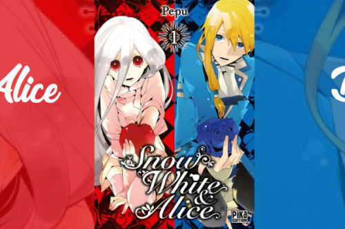 Snow White & Alice-Vol.-1