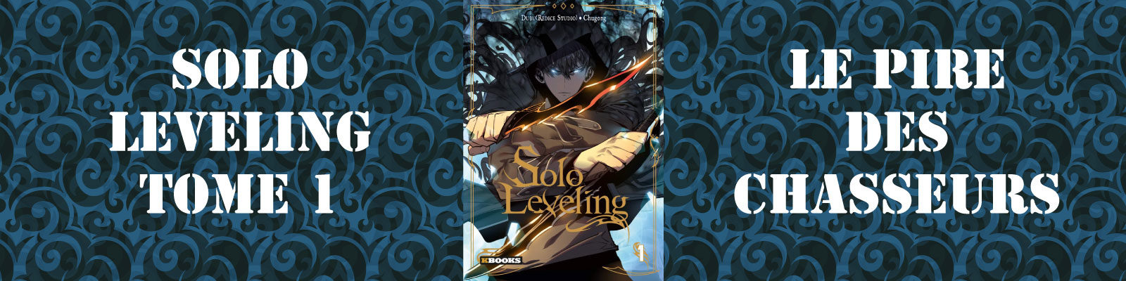 Solo Leveling-Vol.-1