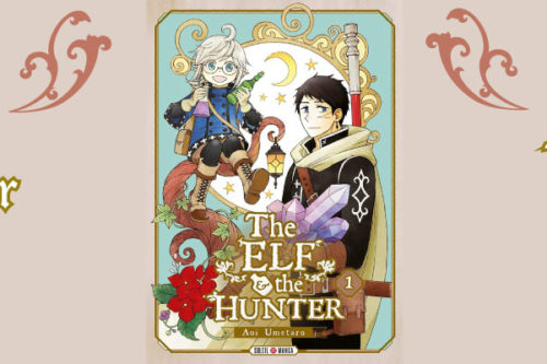 The Elf and the Hunter-1