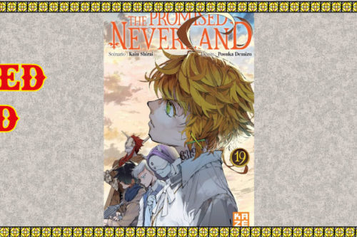 The Promised Neverland-Vol.-19