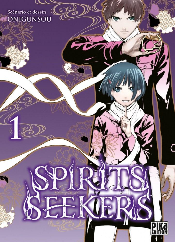Spirits Seekers - univers