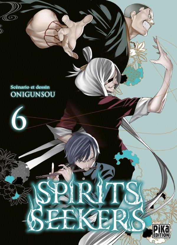 Spirits Seekers - rebondissements