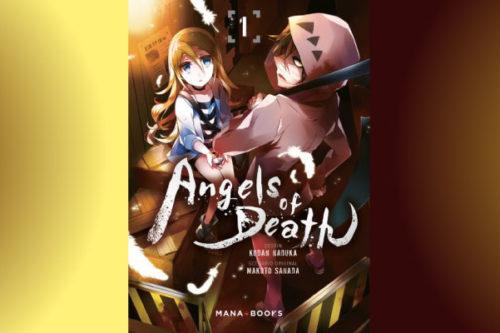 Angels of Death-Vol.-1