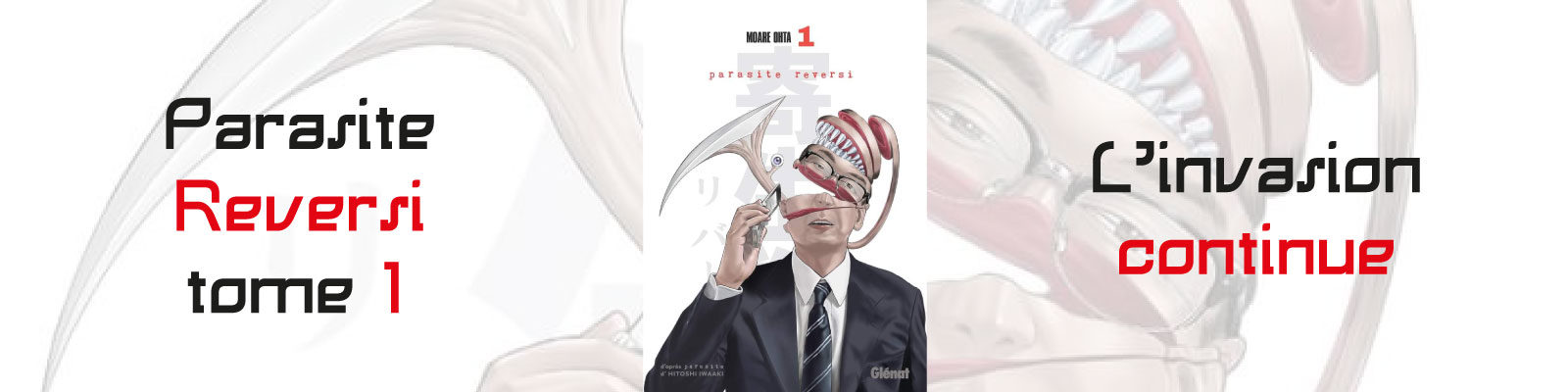 Parasite Reversi-Vol.-1