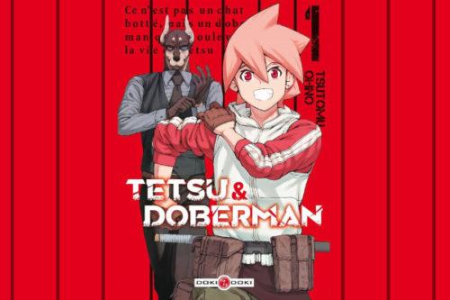 Tetsu & Doberman-Vol.-1