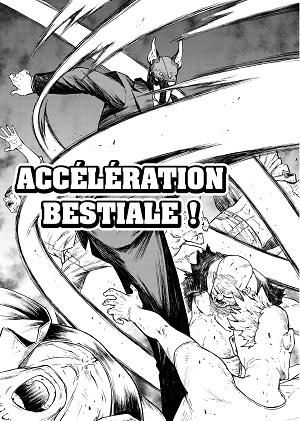 Tetsu & Doberman - attaque