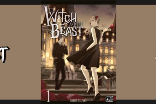 The Witch and the Beast-Vol.-1