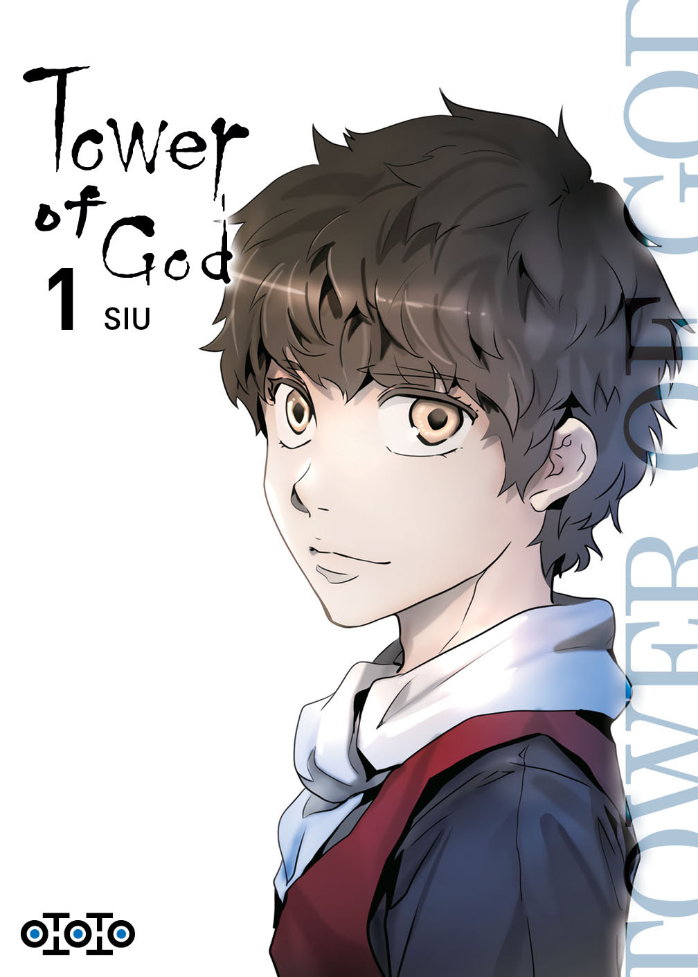 Tower of God - couverture
